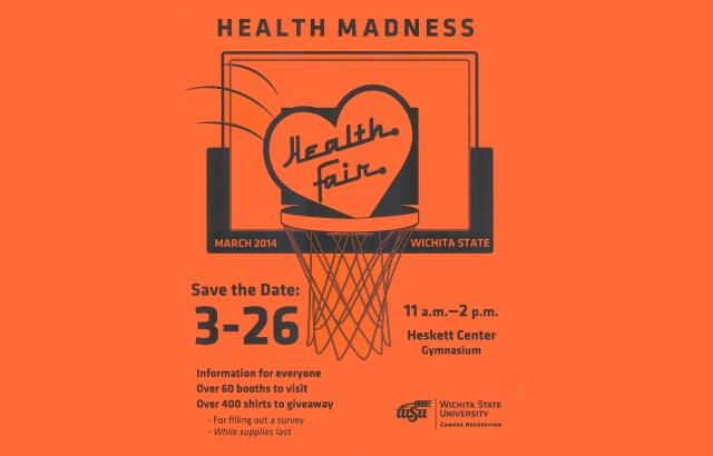 Heskett Center will hold Health Madness health fair March 26